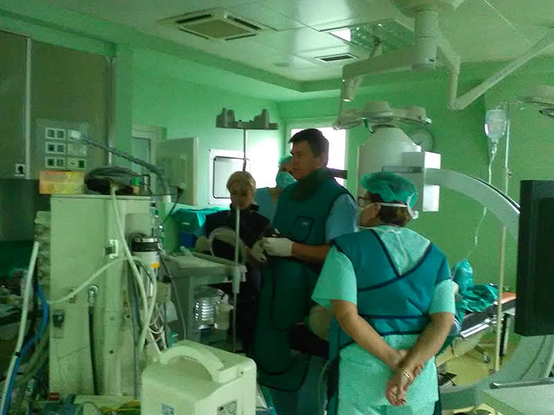 Dr Aleksandar Knezevic gastroenterolog ERCP