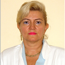 Prof dr Ljiljana Gvozdenović